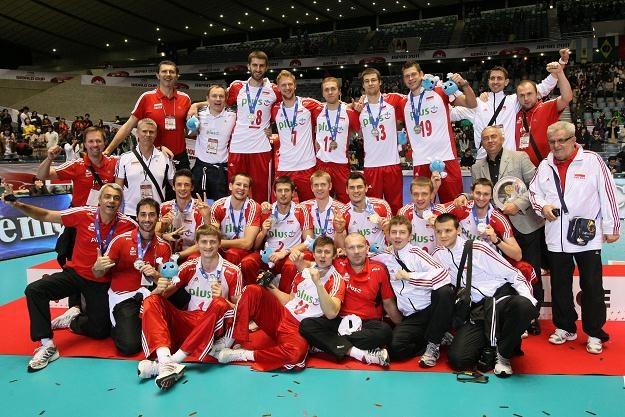 Polscy siatkarze znakomicie spisali się w Pucharze Świata /www.fivb.org