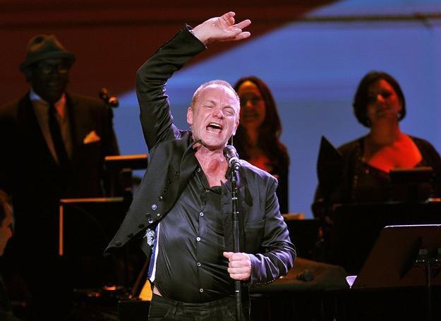 Polscy słuchacze pokochali symfonicznego Stinga - fot. Stephen Lovekin /Getty Images/Flash Press Media