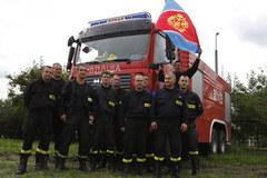 Polscy strażacy wrócili z Rosji