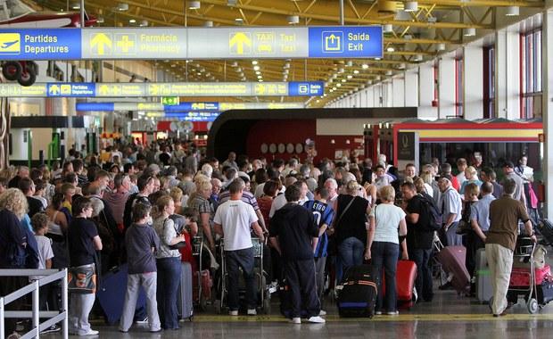 Polscy turyści utknęli w Portugalii. Wylecieli po 33 godzinach