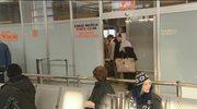 Polscy turyści wracają z Egiptu