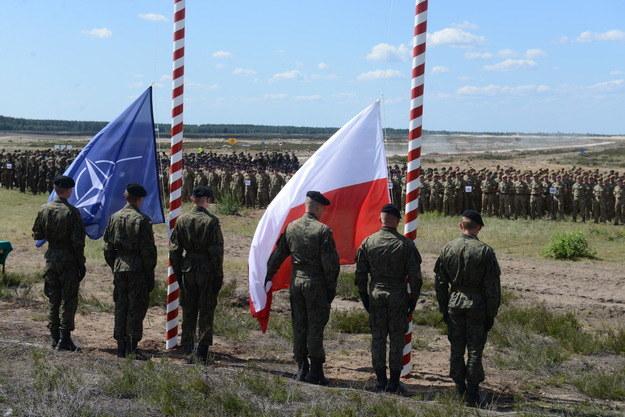 Polscy żołnierze pojadą na Łotwę /Mariusz Kapala /East News