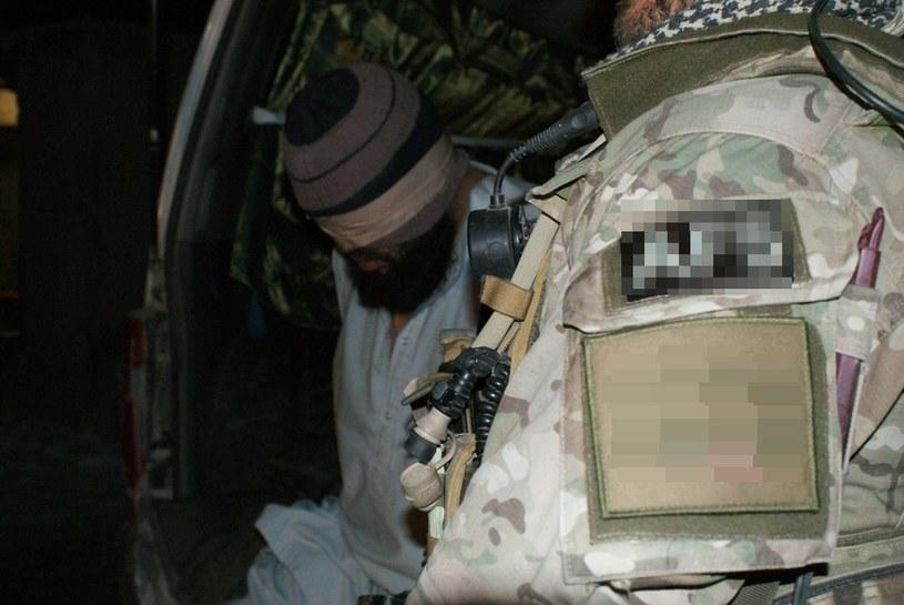 Polscy żołnierze pojmali między innymi Mullę Saeeda Rahmana /INTERIA.PL/materiały prasowe