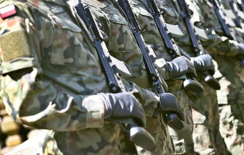 Polscy żołnierze, zdjęcie ilustracyjne /MONKPRESS /East News