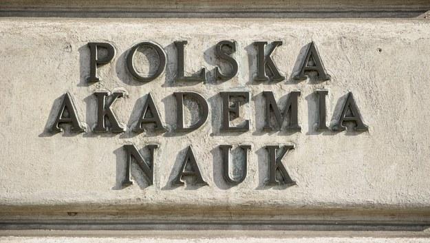 Polska Akademia Nauk /Wojciech Pacewicz /PAP