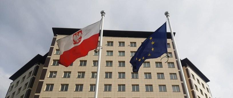 Polska ambasada w Mińsku /Źródło: Gov.pl /materiały prasowe