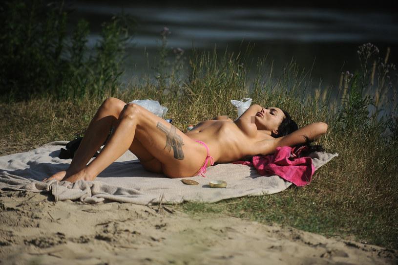 """Polska Angelina"" Agnieszka Orzechowska /Marcin Wziontek /East News"