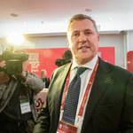 Polska - Anglia. Cezary Kulesza wspiera Kamila Glika
