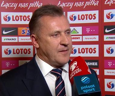 Polska - Anglia. Polska - Anglia. Cezary Kulesza: Taki remis, to jak zwycięstwo (POLSAT SPORT). Wideo