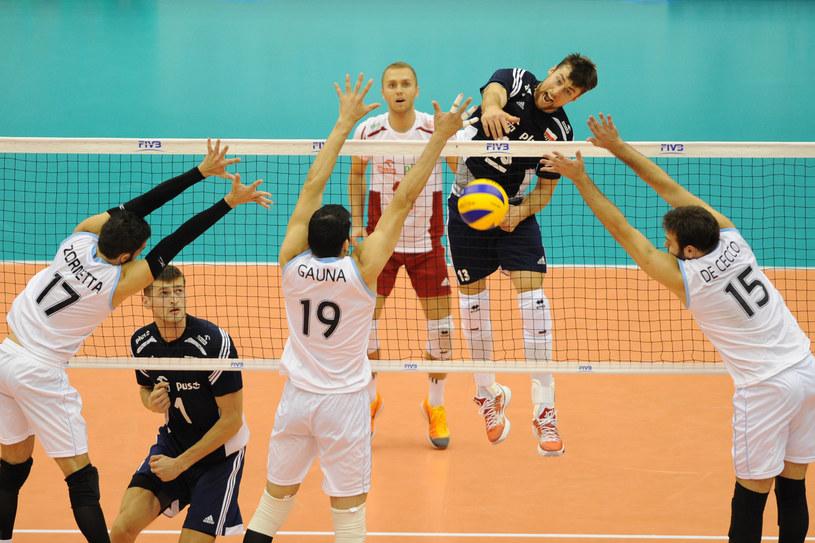Polska - Argentyna /Getty Images