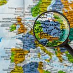 Polska bardziej rozpoznawalna na mapie świata niż Australia i Japonia