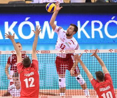Polska - Bułgaria 2:3 w XIV Memoriale Huberta Jerzego Wagnera
