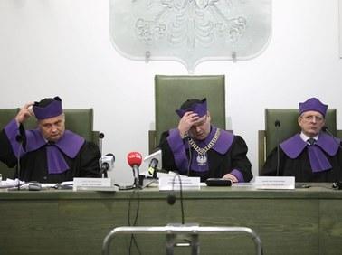 Polska chce odrzucenia wniosku Komisji Europejskiej o zamrożenie Izby Dyscyplinarnej SN