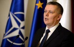 Polska chce przygotować do stu instruktorów na Ukrainę