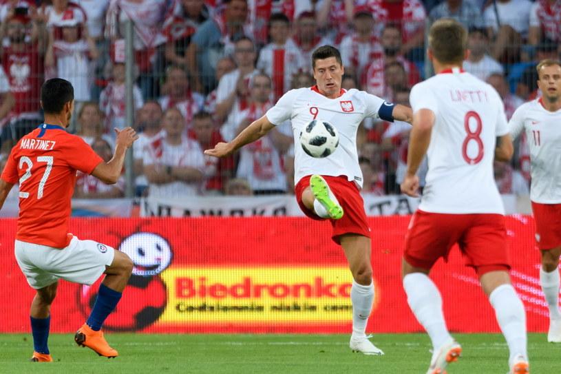 Polska - Chile /Jakub Kaczmarzyk /PAP