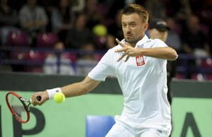 Polska - Chorwacja w Pucharze Davisa: porażka Przysiężnego na początek