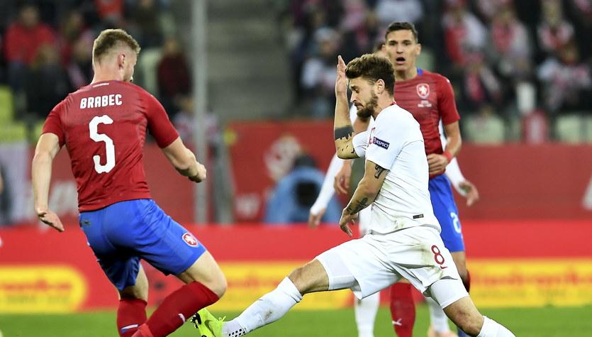 Polska - Czechy 0-1. Oceny Polaków