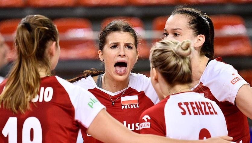 Polska - Czechy 3:2 w drugim towarzyskim meczu siatkarek