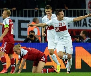 Polska - Dania 3-2 w meczu towarzyskim