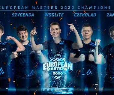 Polska drużyna wygrała EU Masters!