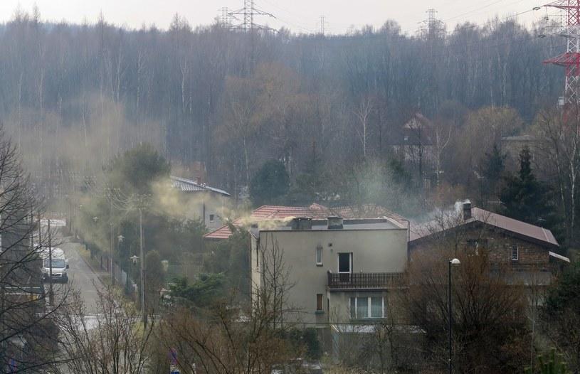 Polska dusi się w smogu /Tomasz Kawka /East News