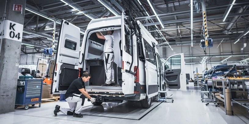 Polska fabryka Volkswagena we Wrześni /