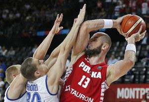 Polska - Finlandia 78:65 na ME koszykarzy
