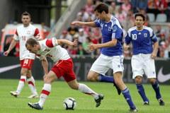 Polska - Finlandia: Bez bramek