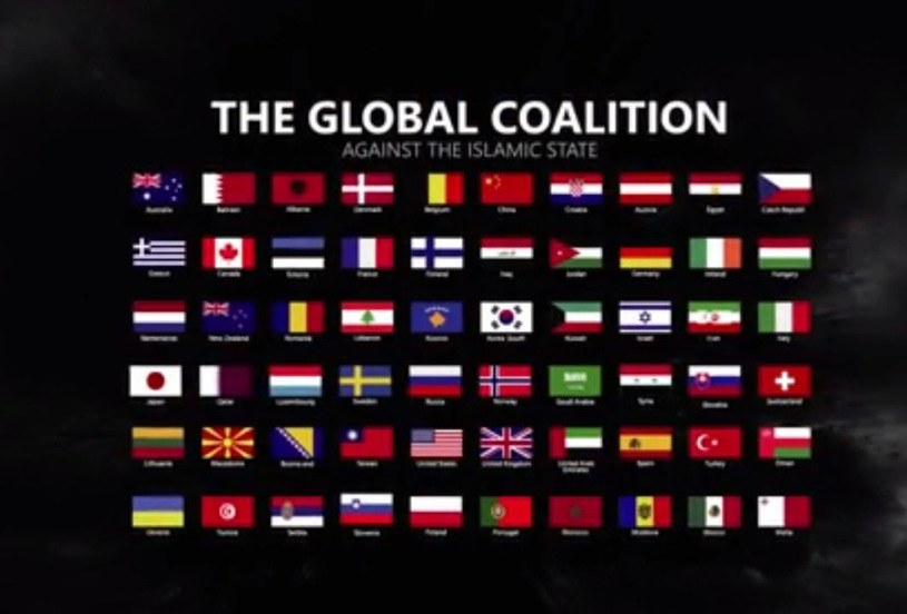 Polska flaga w filmie ISIS /