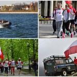 Polska flaga z Helu trafiła na Giewont! Wielki sukces akcji RMF FM z okazji Dnia Flagi!