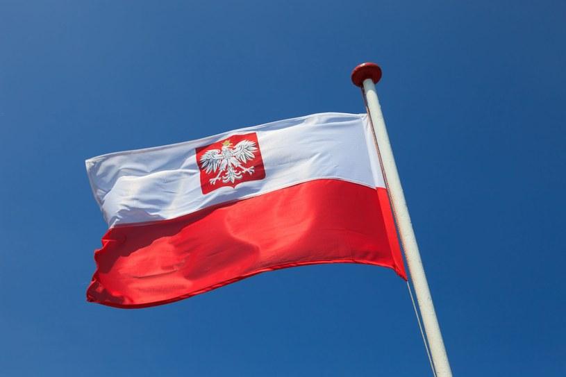 Polska flaga /123RF/PICSEL