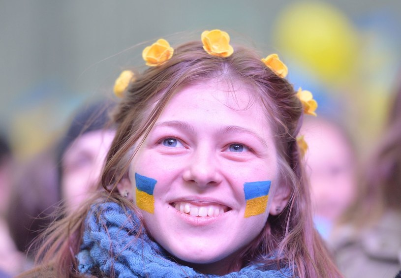 Polska gospodarka powinna postawić na przybyszy z Ukrainy? /AFP