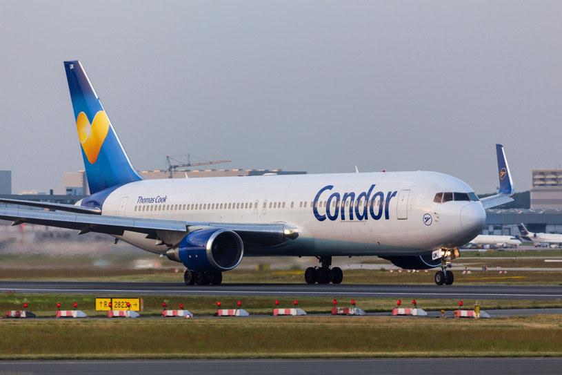 Polska Grupa Lotnicza (PGL), właściciel polskiej linii lotniczej LOT miała przejąć niemiecką linię czarterową Condor /123RF/PICSEL