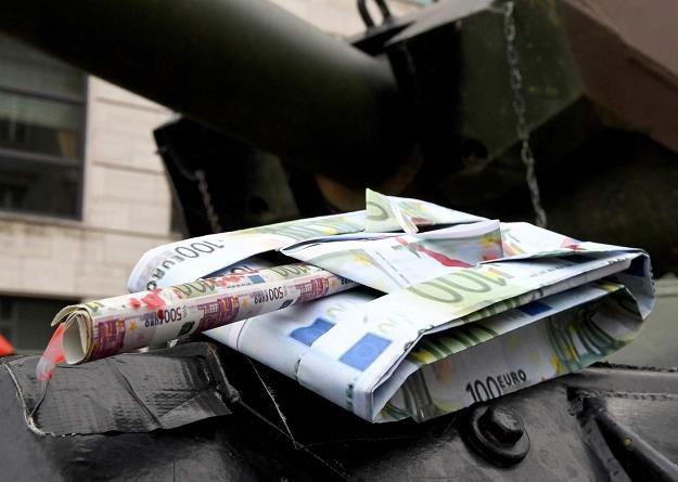 Polska Grupa Zbrojeniowa zostanie zlikwidowana? /AFP