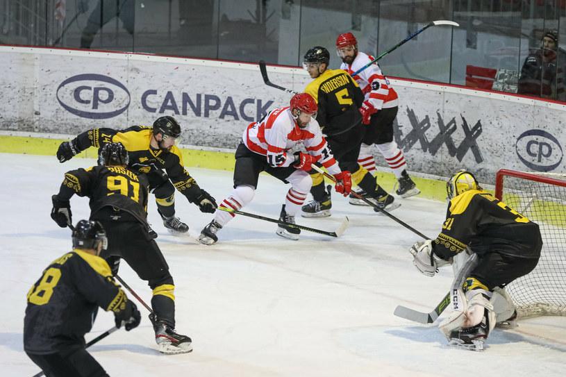 Polska Hokej Liga /Anna Kaczmarz /East News