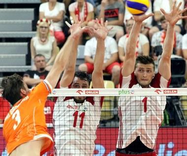 Polska - Holandia 3:0 w drugim meczu towarzyskim siatkarzy
