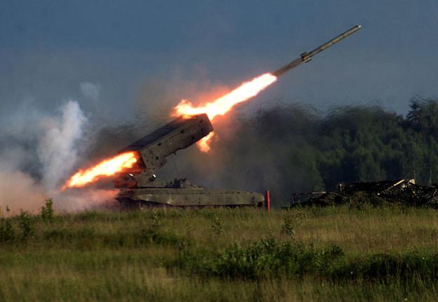 Polska i Rumunia mogą stać się celami dla rosyjskich rakiet (zdjęcie ilustracyjne) /VASILY MAXIMOV /AFP