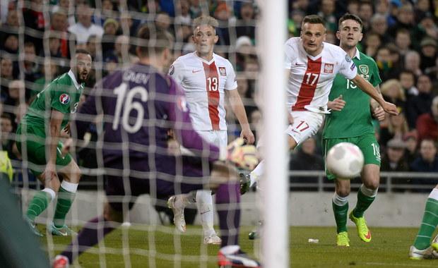 Polska-Irlandia. Remis 1:1 w Dublinie