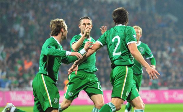 Polska-Irlandia: Uwaga na Robbie'go Keana!