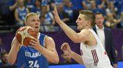 Polska - Islandia 91:61 na koszykarskich ME