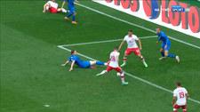 Polska - Islandia. GOL Zielińskiego na 1-1! WIDEO (POLSAT SPORT)