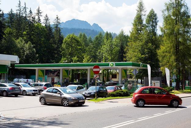 Polska jest atrakcyjnym rynkiem dla brytyjskich inwestorów. Nz. stacja BP w Zakopanem /©123RF/PICSEL