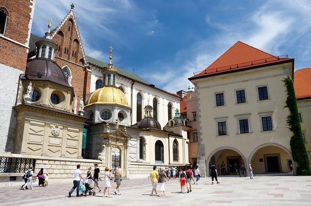 Polska jest coraz popularniejsza wśród turystów z zagranicy. Na zdjęciu Wawel /©123RF/PICSEL