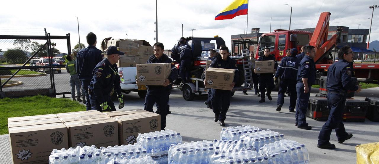 Polska jest gotowa wysłać 44 strażaków do dotkniętego trzęsieniem ziemi Ekwadoru