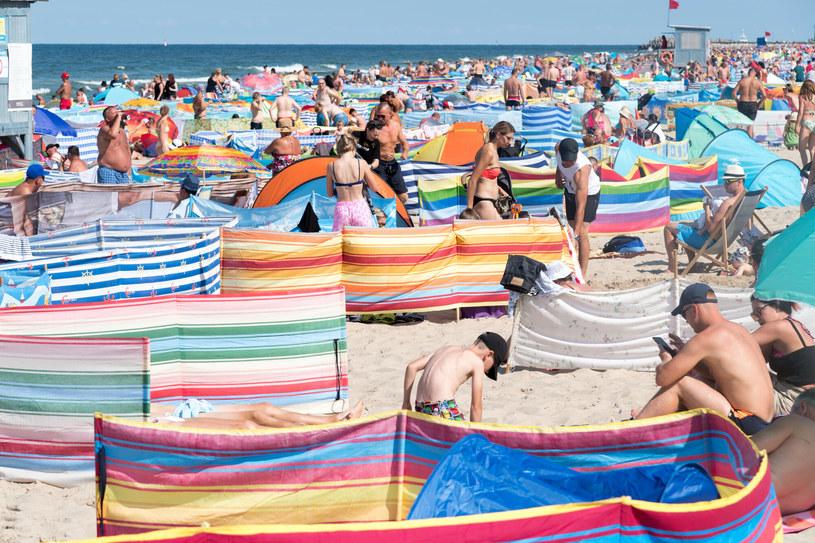 Polska jest jednym z częściej wybieranych kierunków turystycznych latem /Wojciech Stróżyk /Reporter