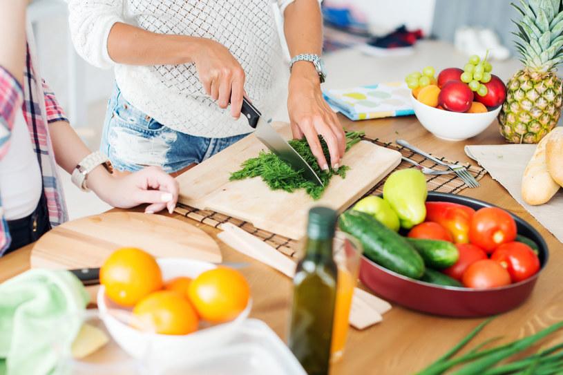 Polska jest na czwartym miejscu pod względem liczebności wegan na świecie /123RF/PICSEL