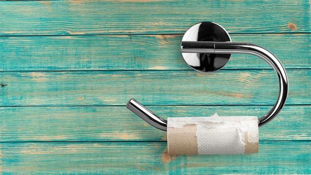 Polska jest potentatem w produkcji papieru toaletowego! /©123RF/PICSEL