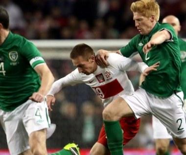 Polska kadra zawiodła w ostatnim sprawdzianie przed eliminacjami do MŚ. Przegrała z Irlandią 0:2