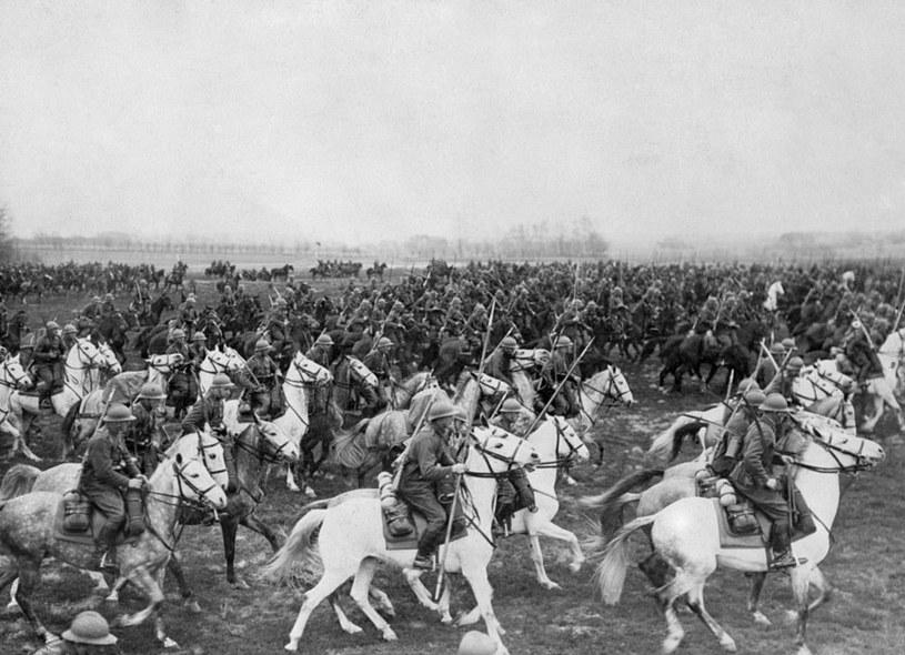 Polska kawaleria we wrześniu 1939 roku /AFP