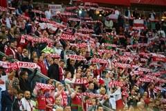 Polska kontra Grecja. Piłkarskie starcie w obiektywie
